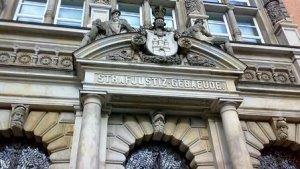 Gerichte Hamburg Strafjustizgebaude
