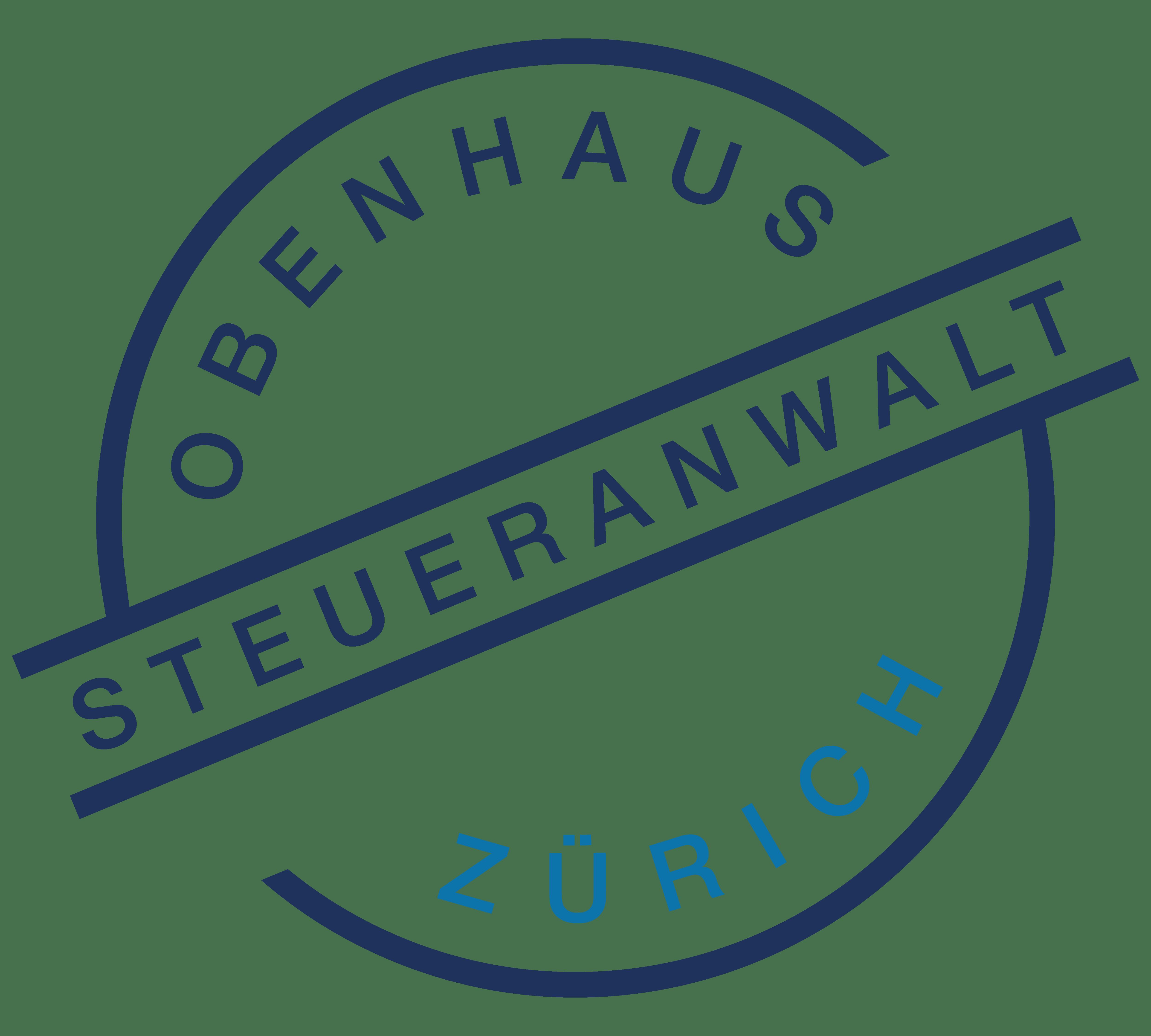 OBENHAUS Steueranwalt Zürich Logo